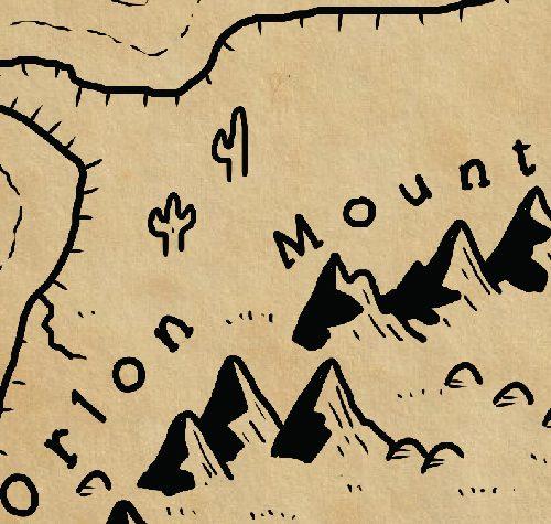 Draw Mountains